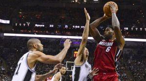 NBA Finals Heat Spurs Game 3
