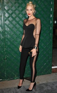 Gwen-Stefani-In-Sheer-Mesh-Jumpsuit