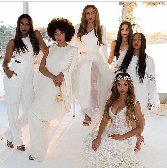 2cfe43f616e7 Celeb Fashion: All White Affair