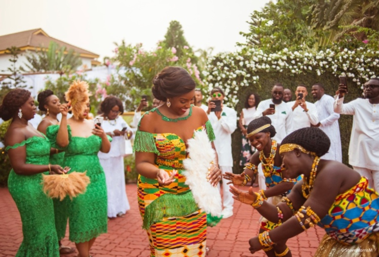 Maid of Honor: Traditional Engagement